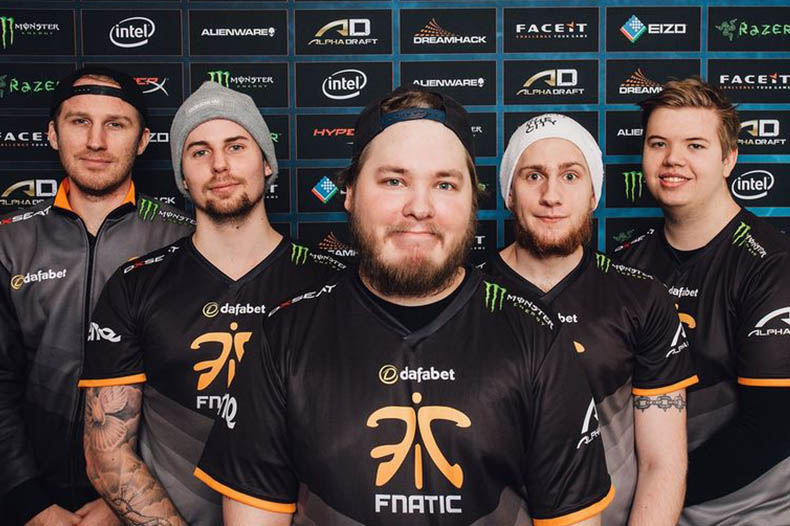 Fnatic team eSPROT DREAM hack