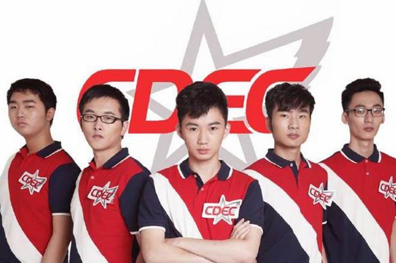 น่าเศร้าอีกทีม CDEC Gaming ไม่ได้ไปแข่งเนื่องจากวีซ่าไม่ผ่าน อดแข่ง The Summit 7