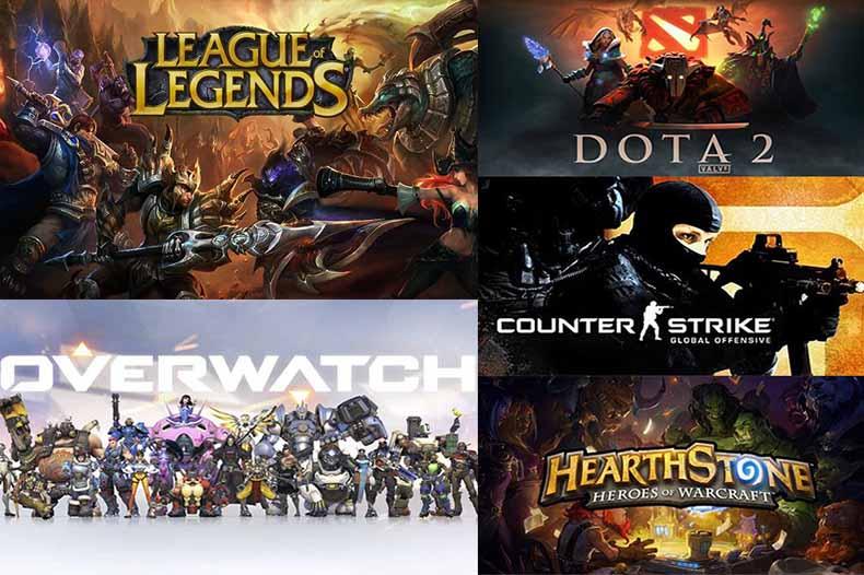 Topgames esports csgo LOL