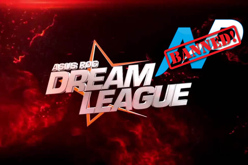 DREAMLEAGUE Ban np